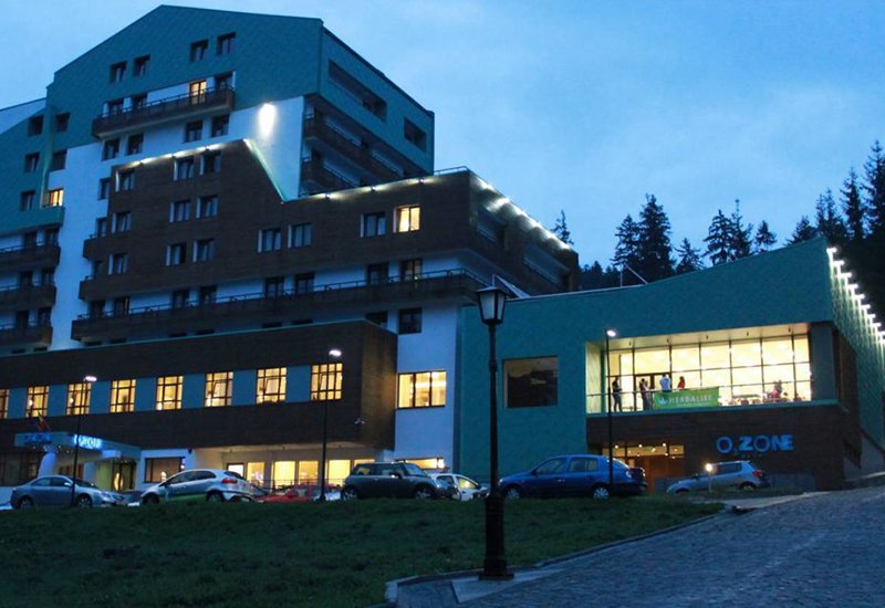 Hotel O3zone - Băile Tușnad