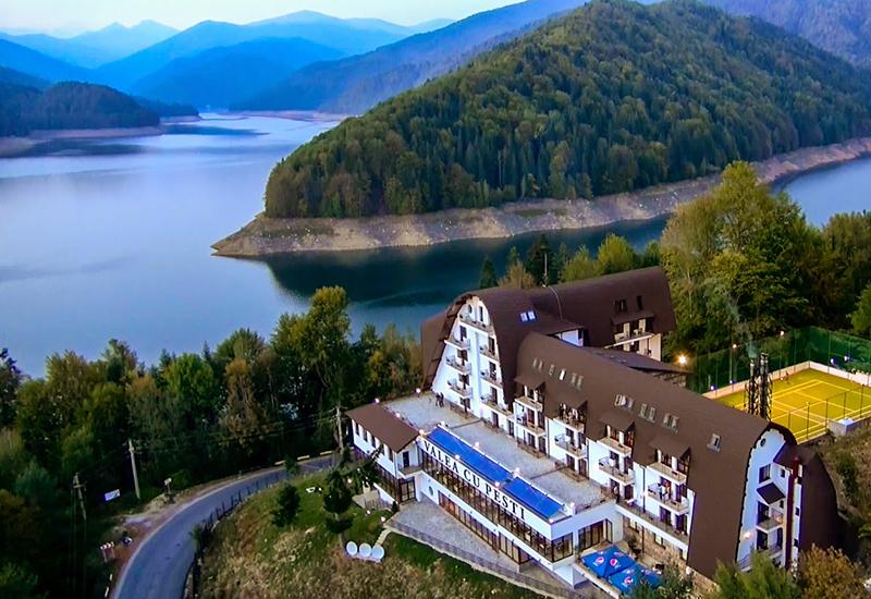 Hotel Valea cu pești - Arefu